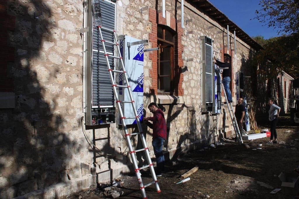 Des façades « respirantes » et économes pour la rénovation