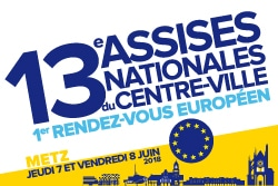 Assises nationales du centre ville 2018