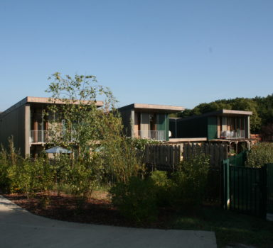 Construction de 15 logements sur la ZAC d'Arrousets à Bayonne (64)
