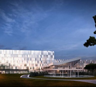 Rénovation du siège sociale de la MAAF à Niort (79)