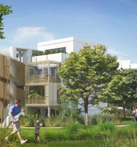 Effinergie+ : Habitats participatifs Terra Arte à Bayonne
