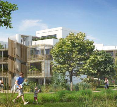 Opération d'habitat participatif ZAC Séqué 2 Terra Arte à Bayonne (64)