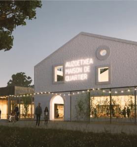 Maison de quartier Bayonne : démarche environnementale