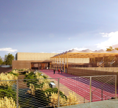 Certification HQE™ – construction d'un pôle sportif à Saint Ouen (93)