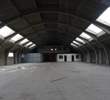 Démarche environnementale innovante tertiaire – Halle SERNAM Pau