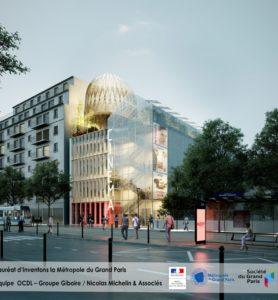 Démarche environnementale et Innovation – Inventons la Métropole du Grand Paris
