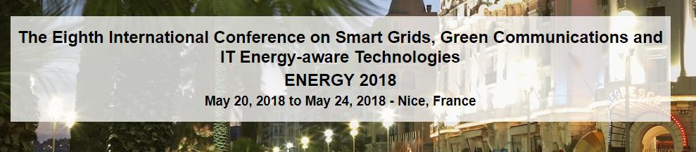 Energy 2018