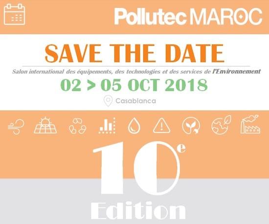 Pollutec Maroc 2018