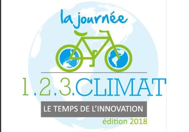 Journée 1-2-3 climat