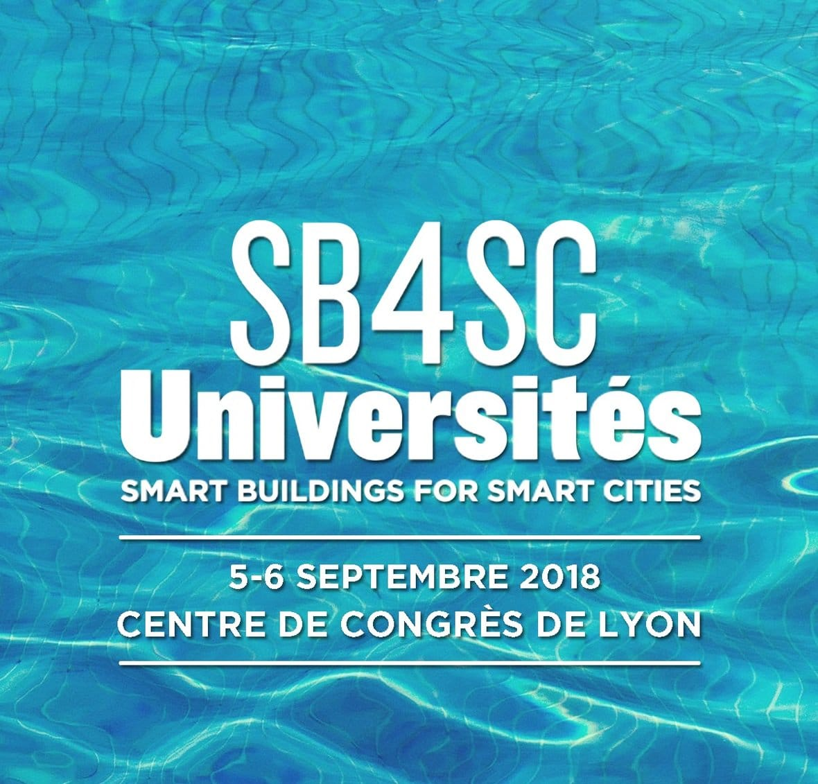Université d'été Smart Buildings 4 Smart Cities