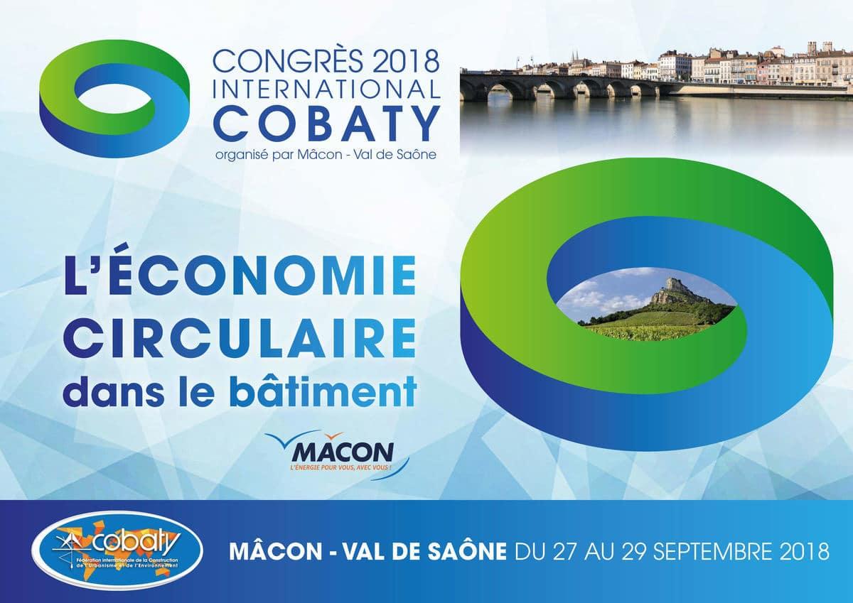 Cobaty Macon 2018 Economie Circulaire