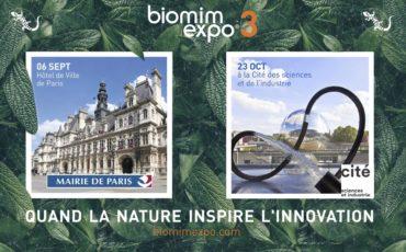 Retrouvez NOBATEK/INEF4 à BIOMIM EXPO le 23 Octobre