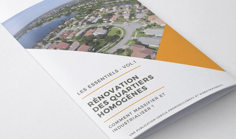 """Premier volume de la collection """"Les Essentiels"""" avec le Cercle Promodul/INEF4"""
