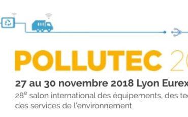 POLLUTEC : du 27 au 30 novembre, retrouvez NOBATEK/INEF4 à Lyon !