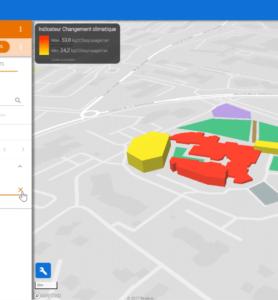 Développement d'un outil d'évaluation de l'impact environnemental des opérations