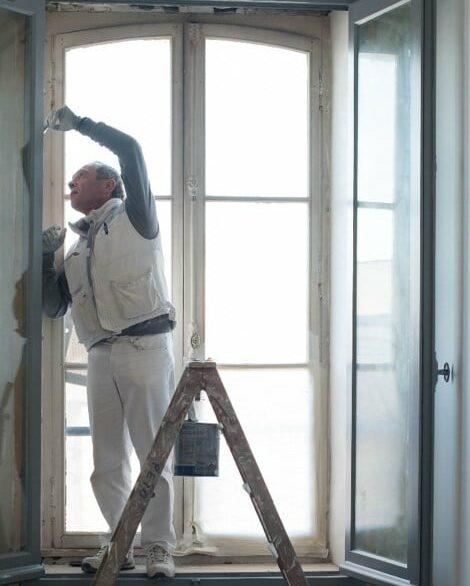 rénovation confort thermique et visuel vieille boucherie bayonne travaux rénovation fenêtre