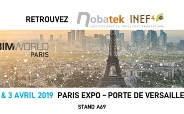 BIM World 2019 / stand A69 / démonstrations