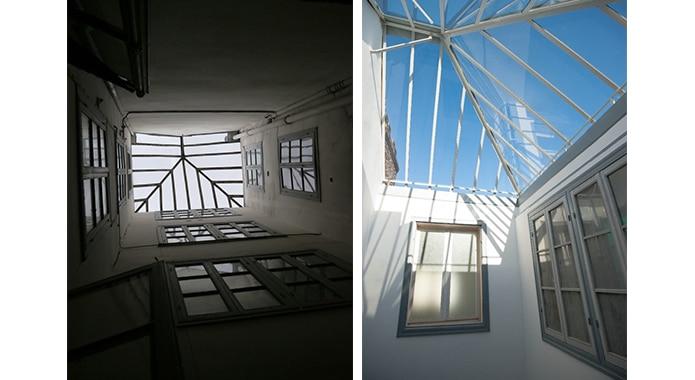 rénovation confort thermique et visuel vieille boucherie bayonne couverture