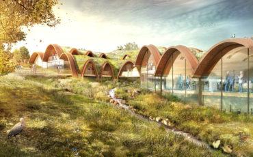 Biarritz : concevoir un bâtiment dans une démarche bio-inspirée