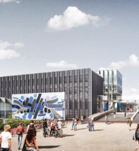 Opération Campus : construction et rénovation TERTRE