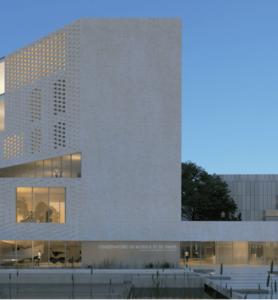 Construction du conservatoire de musique et de danse