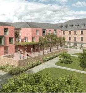 Innovations Low-Tech et optimisation du confort pour l'EHPAD Val-Fleuri à Clairvaux d'Aveyron