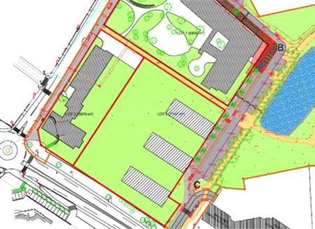 Construction de logements intermédiaires Nouste Soureilh – université technopole