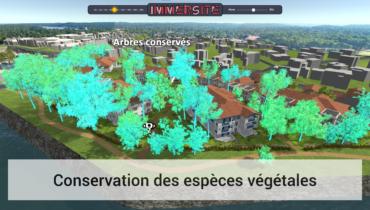 IMMERSITE - Conservation des espèces végétales