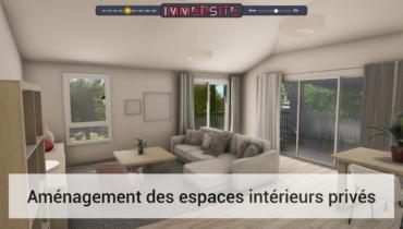 IMMERSITE - Aménagement des espaces intérieurs privés