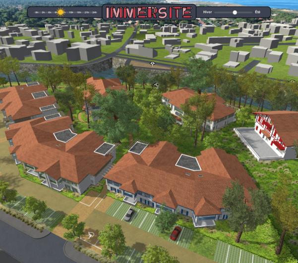 Construction du Quartier Bonamour – Capbreton