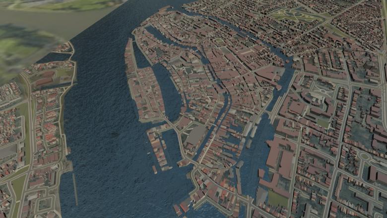 Modélisation et simulation du risque d'inondation