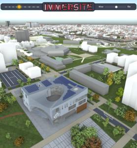 Requalification urbaine d'un quartier à Rennes