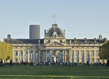 Diagnostic énergétique et analyse environnementale pour la densification de l'école Militaire de paris