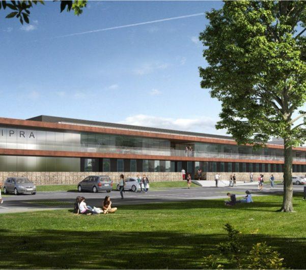 Rénovation et extension du bâtiment de l'IPRA