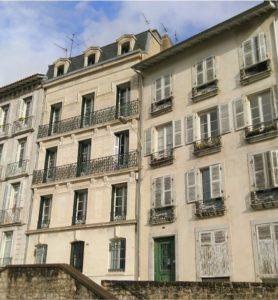 Réhabilitation d'un immeuble 19eme en centre ancien